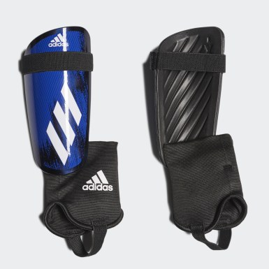 Soccer Black X 20 Match Shin Guards
