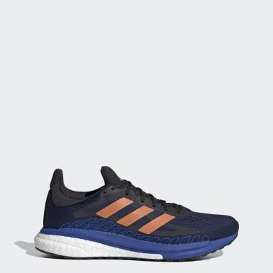 Mænd Løb Blå SolarGlide ST 3 sko