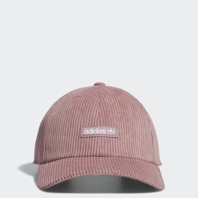 Relaxed Wide-Wale Strap-Back Hat