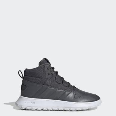 серый Зимние ботинки Fusion