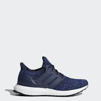 Youth Running Blue Ultraboost Shoes