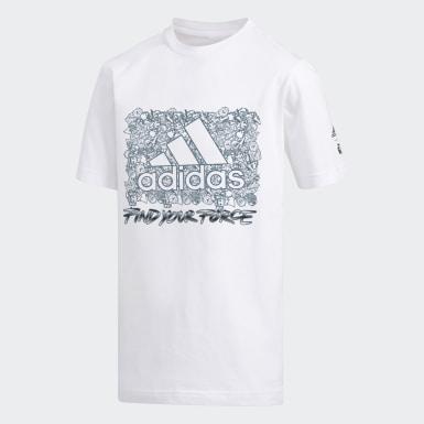 Star Wars Lockup T-skjorte