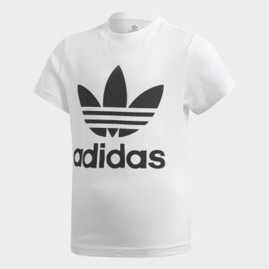 Jungen Originals Trefoil Shorts und T-Shirt Set Mehrfarbig
