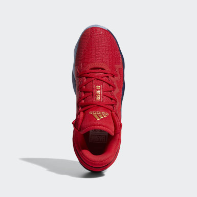 Men Basketball Red Donovan Mitchell D.O.N. Issue #2 Shoes