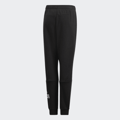 Pantaloni  Must Haves Nero Ragazzo Training