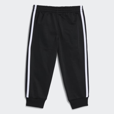 Boys Training Black Iconic Joggers