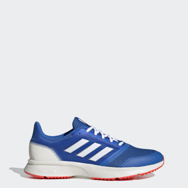 Men Running Blue Nova Flow Shoes