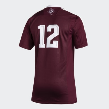 Men's Football Multicolor Aggies Premier Home Jersey