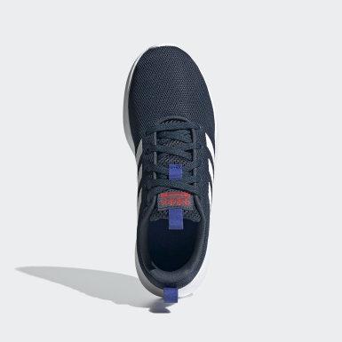 Children Essentials Blue Lite Racer CLN Shoes