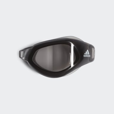 Simning Grå Persistar Fit Optical Goggle Left Lens