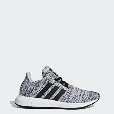 Youth Originals Grey Swift Run Shoes