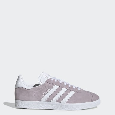 Women's Originals Purple Gazelle Shoes