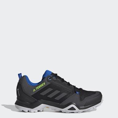 Sapatos de Caminhada AX3 GORE-TEX TERREX Preto TERREX