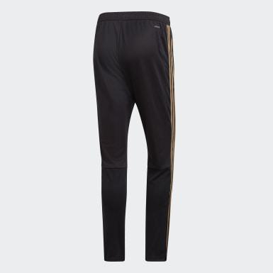 Men's Soccer Black Tiro 19 Training Pants