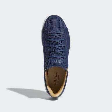 Männer Golf Adipure Schuh Blau