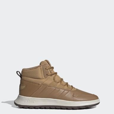 коричневый Зимние ботинки Fusion Storm