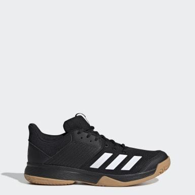 Dames Netbal Zwart Ligra 6 Schoenen