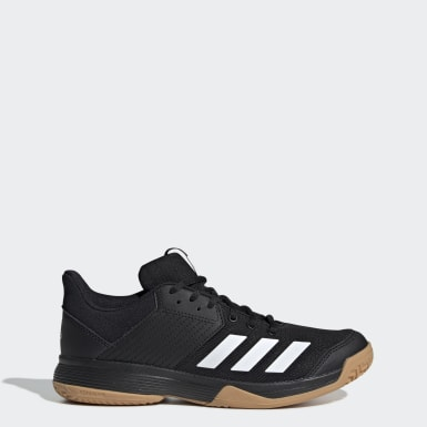 Women Netball Black Ligra 6 Shoes