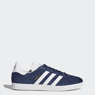 Originals สีน้ำเงิน รองเท้า Gazelle Shoes