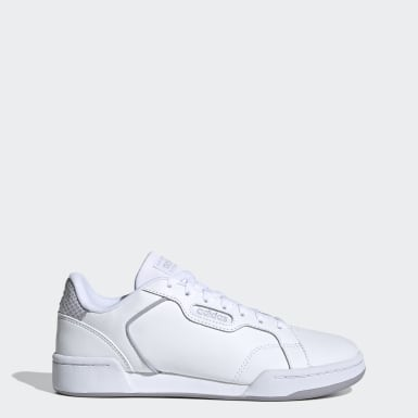 Sapatos Roguera Branco Mulher Treino