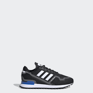 Kids 4-8 Years Originals Black ZX 750 HD Shoes