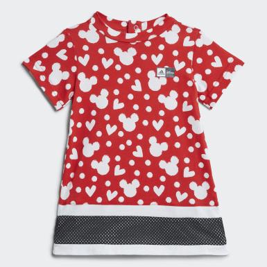 Dívky Trénink červená Souprava Disney Minnie Mouse Summer
