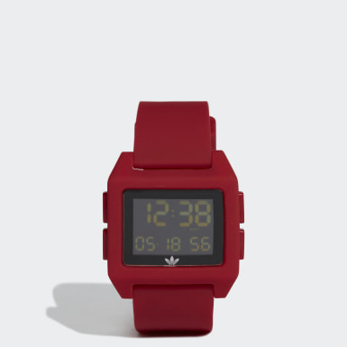 Montre Archive_SP1 Rouge Originals