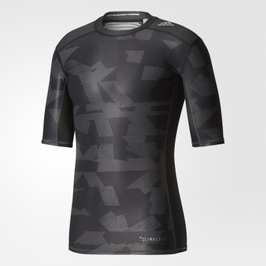 Playera Techfit Chill Print