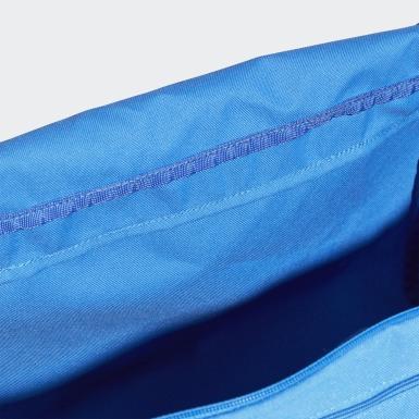 Saco Pequeno Linear Core Azul Athletics
