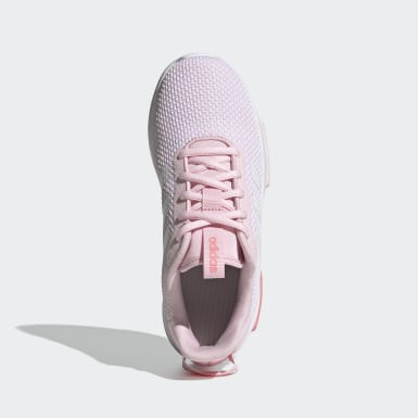Children Essentials Pink Racer TR 2.0 Shoes