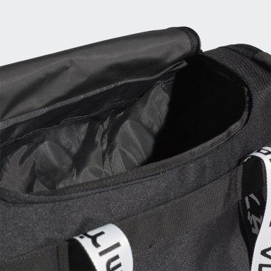 4ATHLTS Duffel Bag Small Czerń