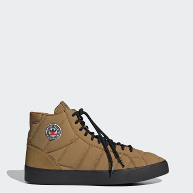 Chaussure Basket Profi Marron Originals
