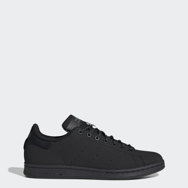 Originals Black Stan Smith Ayakkabı