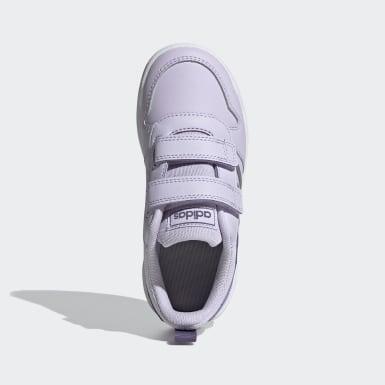Chaussure Tensaurus Violet Enfants Running