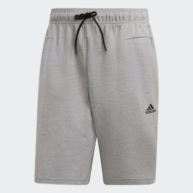 Männer Athletics ID Stadium Shorts Grau