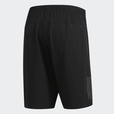 Shorts Dos-en-Uno Own the Run Negro Hombre Running