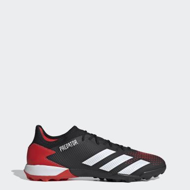 Zapatos de fútbol Predator 20.3 Pasto Sintético Negro Fútbol