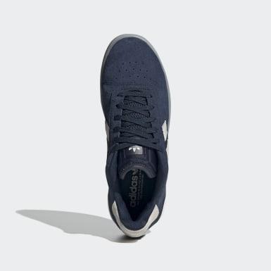 Männer Originals 3ST.004 Schuh Blau