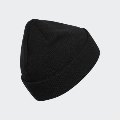 Bonnet Trefoil noir Originals
