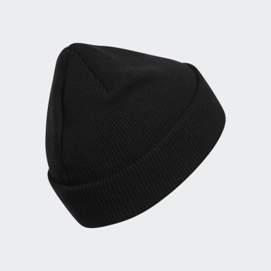 Originals Black Trefoil Beanie