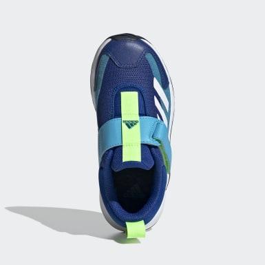 Deti Beh modrá Tenisky 4uture Sport Running