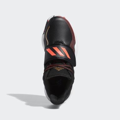 Kids Basketball Black Pro Spark 2.0 Shoes