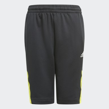 Boys Träning Svart Predator Football-Inspired Shorts