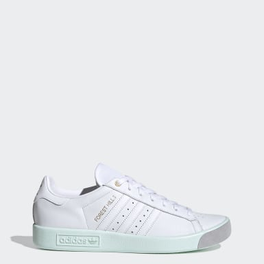 Zapatilla Forest Hills Blanco Originals