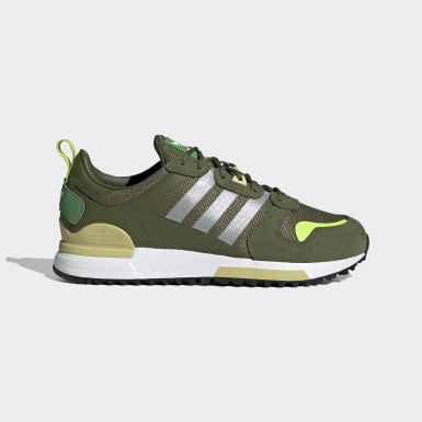 Sapatos ZX 700 HD Verde Originals
