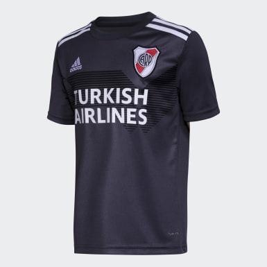 Camiseta River Plate adidas 70 años Niño Gris Niño Fútbol