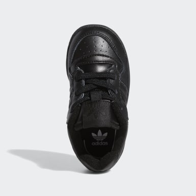 Infant & Toddler Originals Black Rivalry Low Shoes