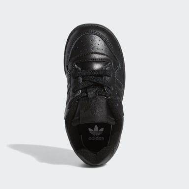 Infant & Toddler Originals Black Rivalry Low Shoes