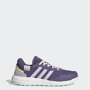 Zapatillas Retrorun Púrpura Mujer Sport Inspired