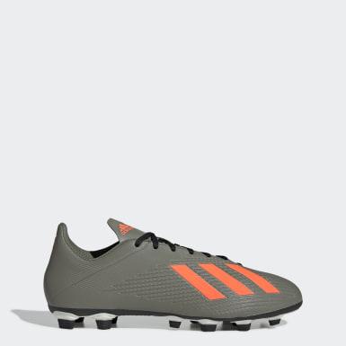 รองเท้าฟุตบอล X 19.4 Flexible Ground